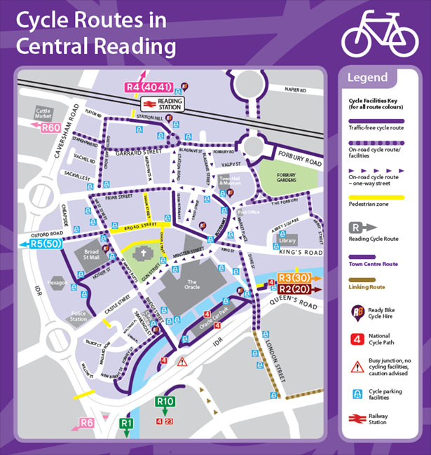 Map Of Reading Area Uk.Tr Live Maps