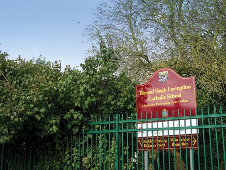 Hugh Farringdon School
