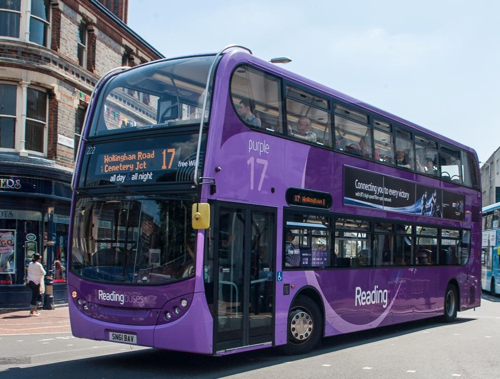 Purple 17 For Route One